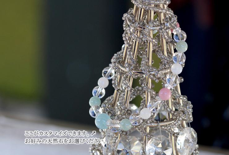 「愛と癒し」優しい色のピンクトルマリンブレスレットのイメージ画像7