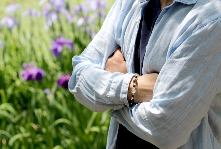 「父の日~ありがとうの花束~」アイドクレーズブレスレットのイメージ画像6