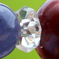 天然水晶のサンプル画像