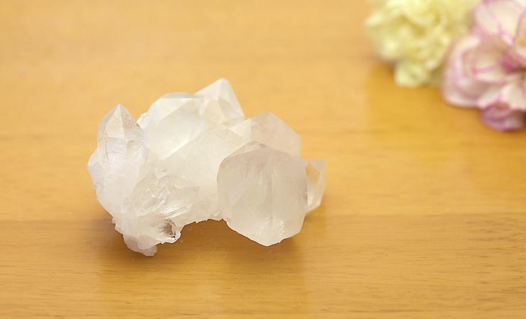 水晶クラスター 003 2枚目