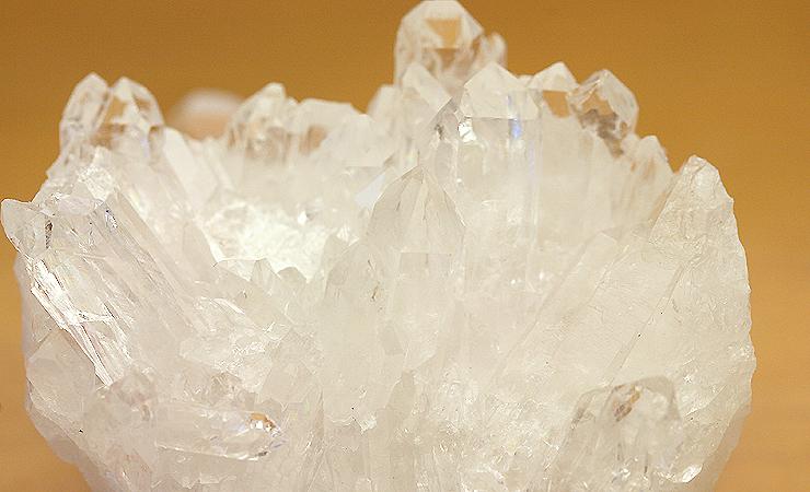 水晶クラスター 004 3枚目