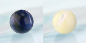 「心を落ち着かせる」ソーダライトとマザーオブパールの組み合わせ画像2