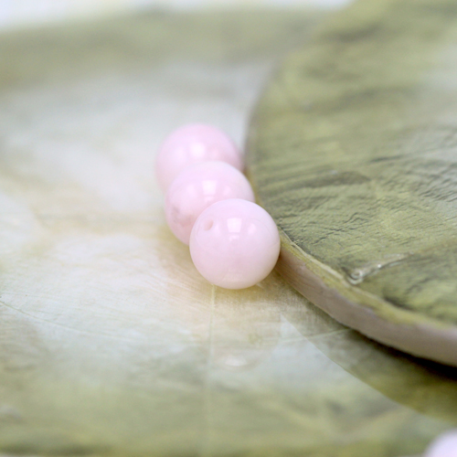 ピンクオパール(8mm玉)現在の品質